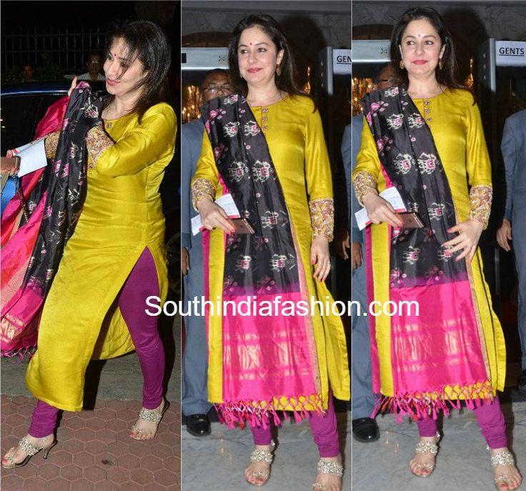 Anjali Tendulkar at Mughal-E-Azam Premiere