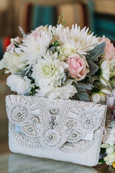 Cute clutch: http://www.stylemepretty.com/australia-weddings/new-south-wales-au/2015/06/23/coastal-diy-wedding-in-new-south-wales/ | Photography: At Dusk - http://www.atdusk.com.au/