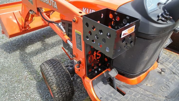 Kubota Tractor Tool Box : Best tractors and implements images on pinterest