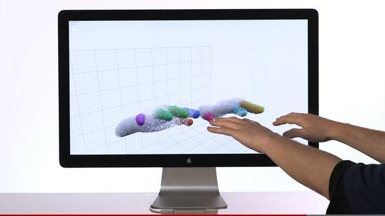 립모션(Leap Motion) 소개 - 동작 인식 및 3D모션 컨트롤 장치 립모션