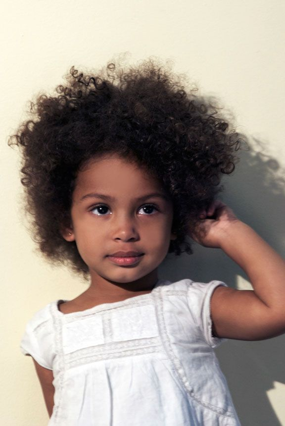 What A Curly Cutie African American Babies African American