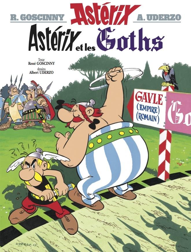 Astérix et les Goths (3)