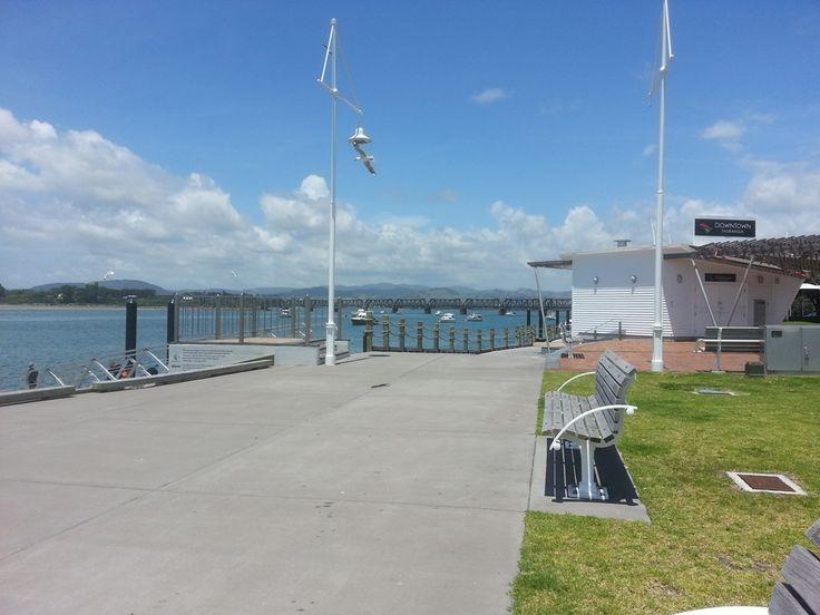 Downtown Tauranga - Waterfront