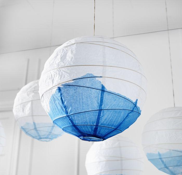 regolit pendant lamp shade white