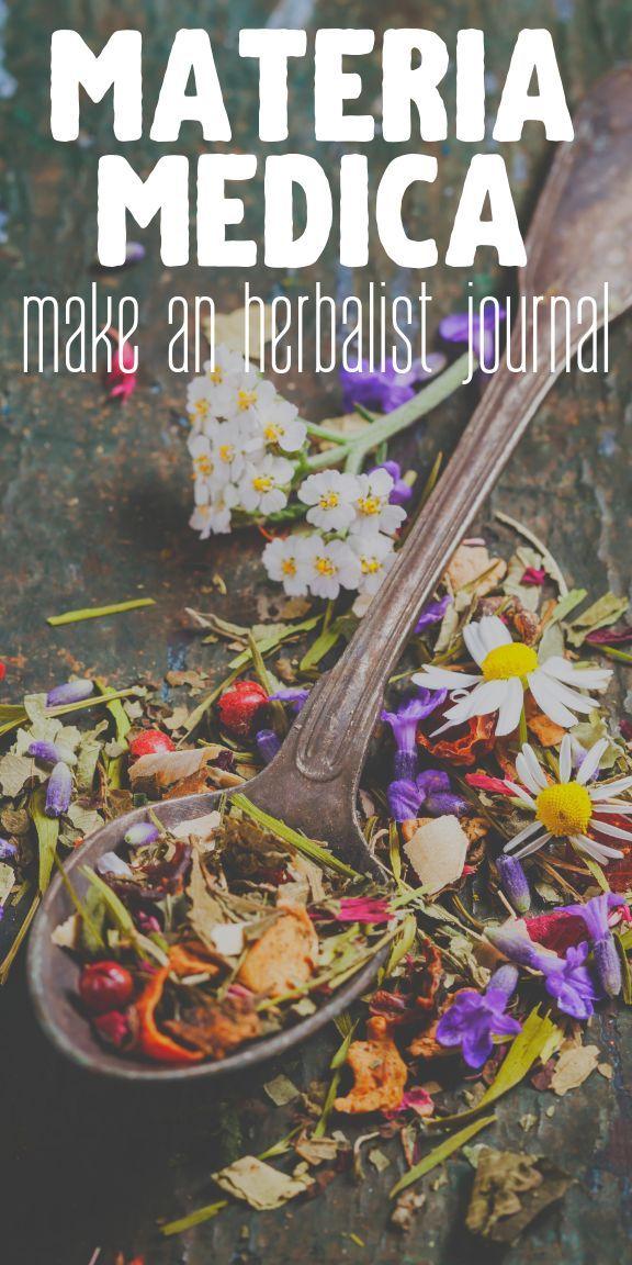What Is A Materia Medica Materia Medica Natural Remedies