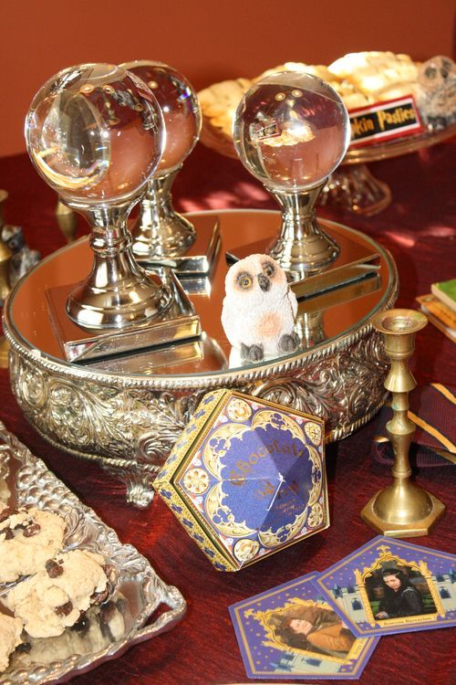 1000 Ideas About Harry Potter Table On Pinterest Harry