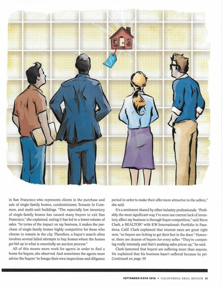 California Real Estate magazine: Confronting the Inventory Conundrum, by Edward…