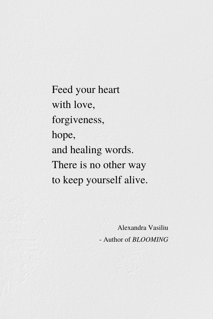 Quote For Hope And Healing