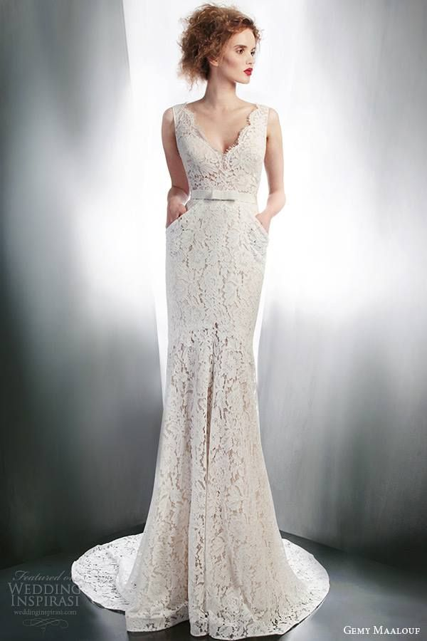 Gemy Maalouf Wedding Dress 2015 Bridal Collection La Mariée en Colère - Galerie d'inspiration, mariée, bride, mariage, wedding, robe mariée, wedding dress, white, blanc, robe de mariée