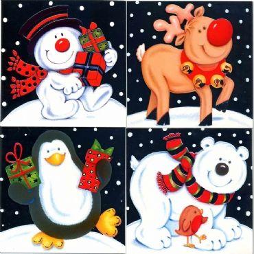 cute christmas card designs - Google Search