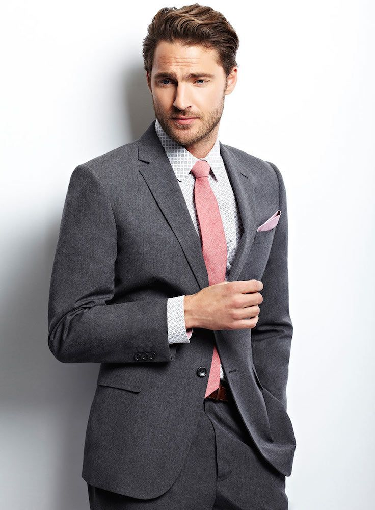 Grey Wedding Suits Collection