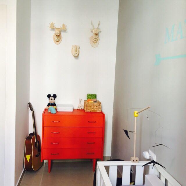 Colorfull furniture
