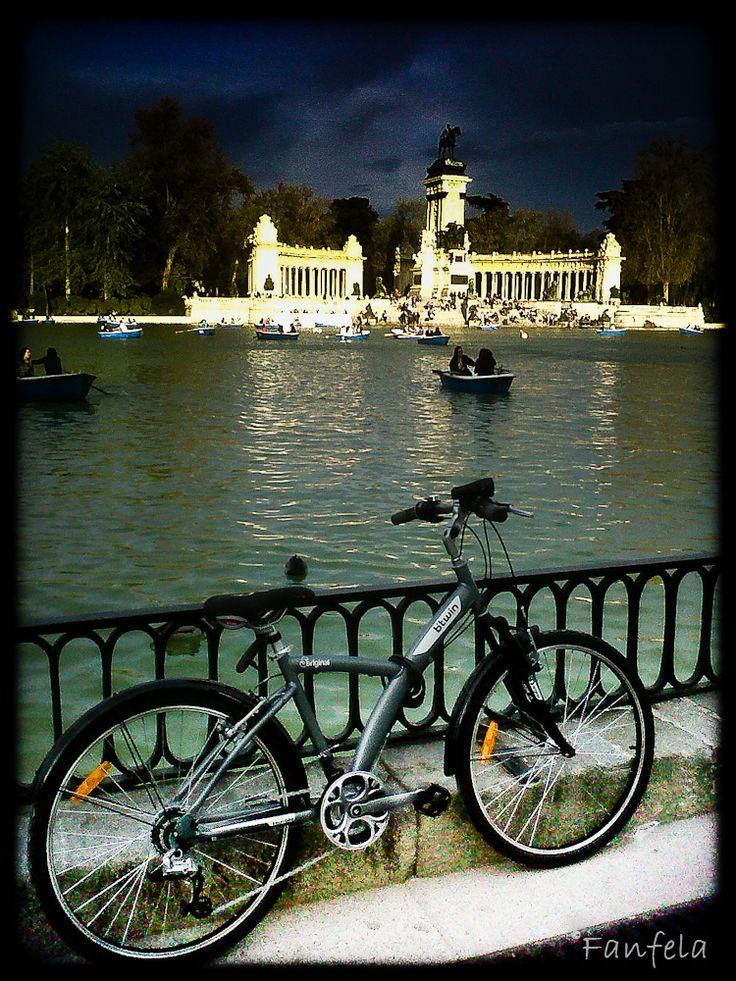 Parque el Retiro - Madrid