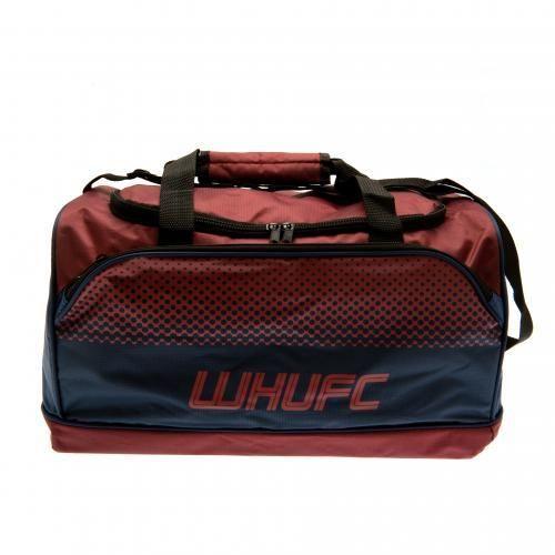 West Ham United F.C. Holdall y05holwhfd   $28.00