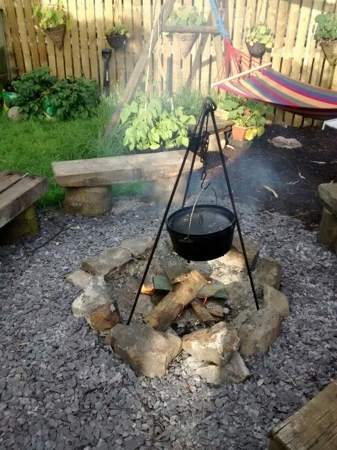 17 Best Images About Fire Pit Ideas On Pinterest Paella