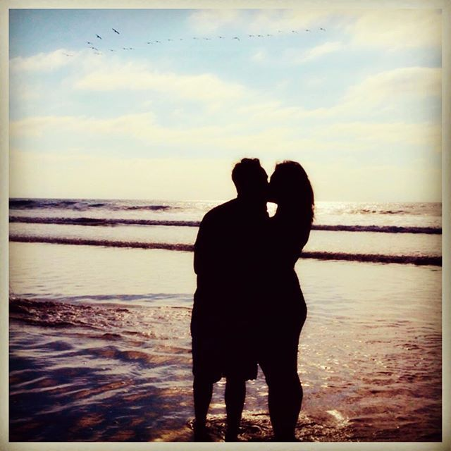 Happy Anniversary to my lil sis @sarahbelgray and my brother @shawntylergray as they celebrate their 9th anniversary..... I pray for joy and happiness, for love and understanding and most of all I pray that the gifts that God has give you be continued to be used for HIM.. love you guys 📸 10.10.14  #LaJolla  #Loveneverfails  #theyaresocuteitsunreal #lovethem #lajollalocals #sandiegoconnection #sdlocals - posted by MrsAinsworth  https://www.instagram.com/lynelleainsworth. See more post on La…