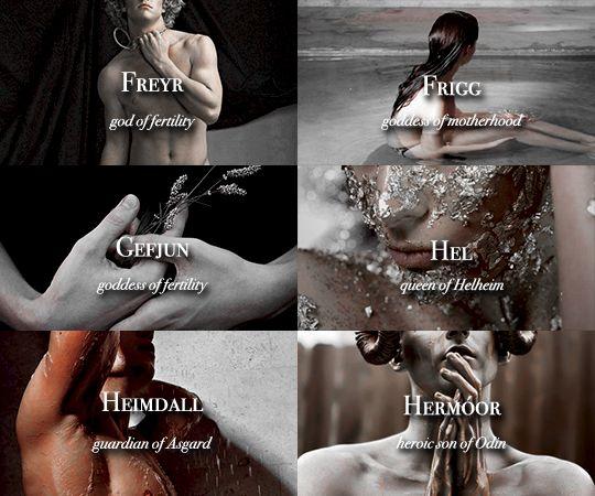 To whatever end #mythology