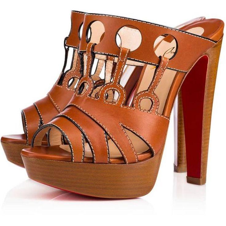 zapatos estilo louboutin