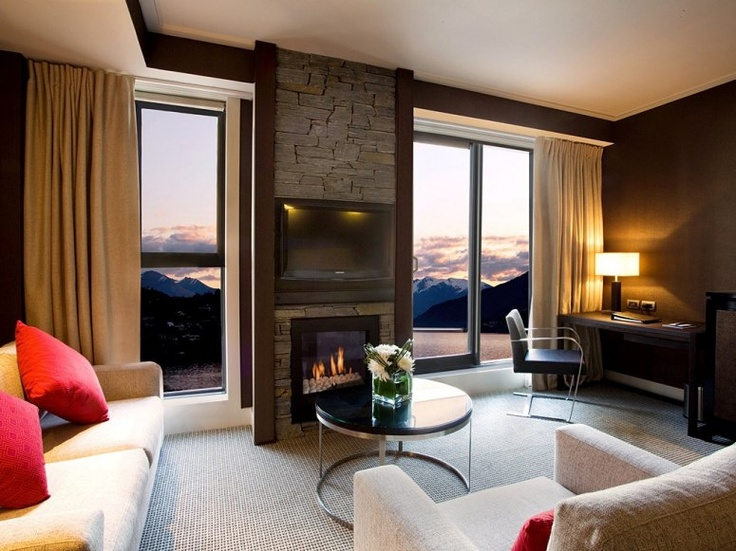 Photos: Best New Hotels in the World: Hot List 2012 : Hot List : Condé Nast Traveler. Hilton Queenstown, Kawarau Village, Nez Zealand