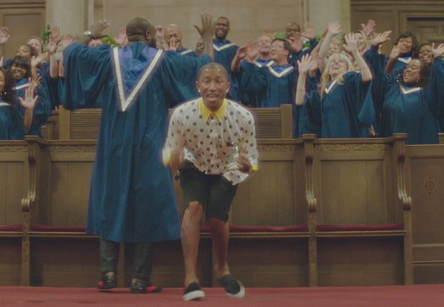 MARK MCNAIRY NEW AMSTERDAM TSHIRT #PharrellWilliams #Happy