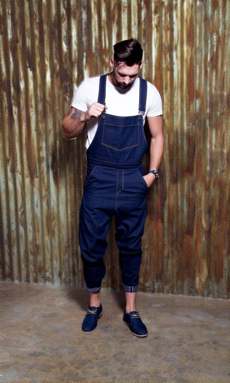 Dungarees @ stache soon.