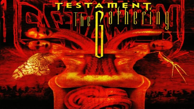 TESTAMENT - The Gathering (1994) Full Album