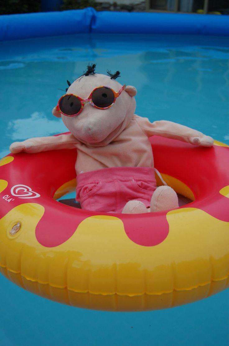 Afbeeldingsresultaat voor jules klaspop zwem