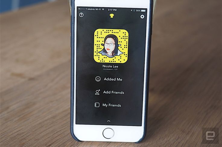 Snapchat now creates QR codes for web links