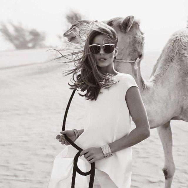 Olivia Palermo In Dubai