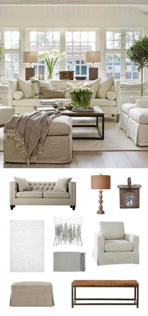 a7ee253cfa725f30cc4fb84a81118ceb  white room decor white living rooms