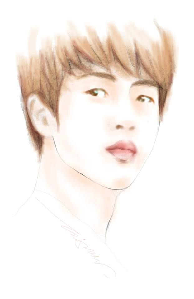 "Poster Sketch ""SUngyeol"""