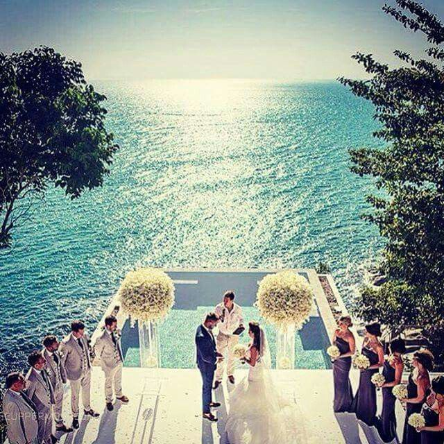 Dream Places For Weddings