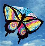 Tie Dye Butterfly Kite