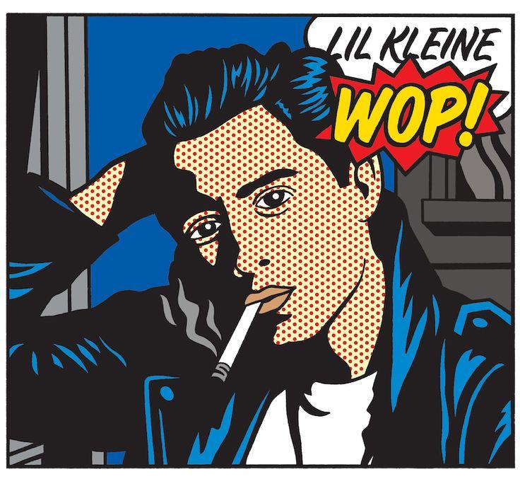 Lil' Kleine heeft meerdere records verbroken in de Nederlandse hitlijsten. Zijn albumWOPis de eerste nummer 1-rapplaat ooit in Nederland.