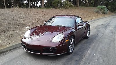nice 2006 Porsche Cayman - For Sale View more at http://shipperscentral.com/wp/product/2006-porsche-cayman-for-sale-4/