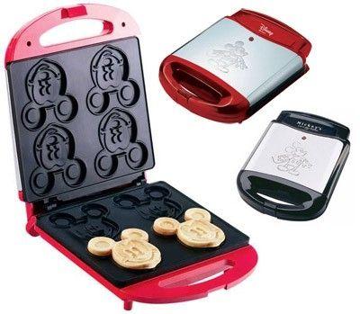 Mickey Mouse Pancake Maker