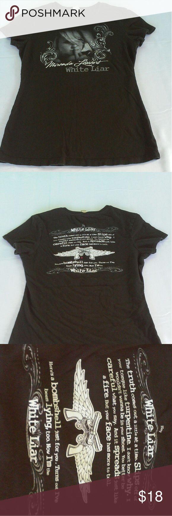 Best 25 miranda lambert white liar ideas on pinterest miranda miranda lambert white liar shirt hexwebz Gallery