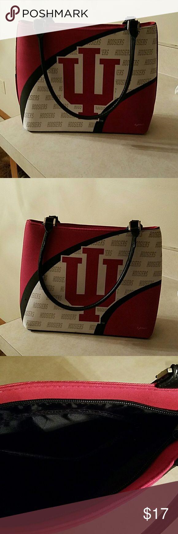 IU Bag Indiana University Lightweight bag. Cloth exterior. Bags Mini Bags