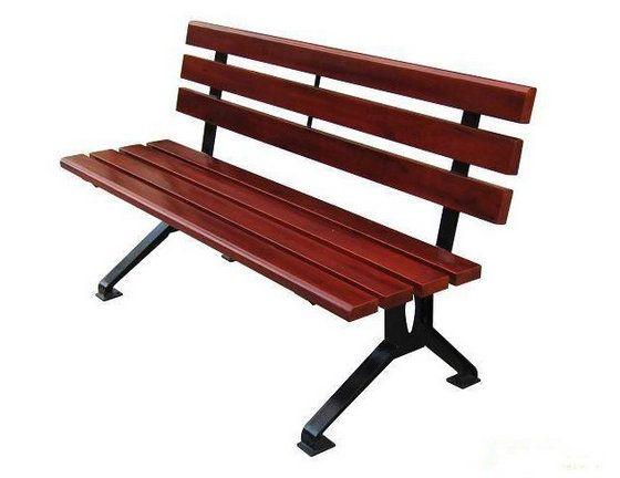 Public Furniture Garden Chair Park Bench Public