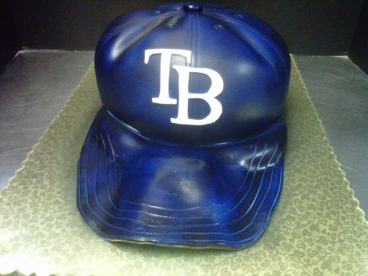 tampa bay rays baseball caps cap grooms cake uk hat