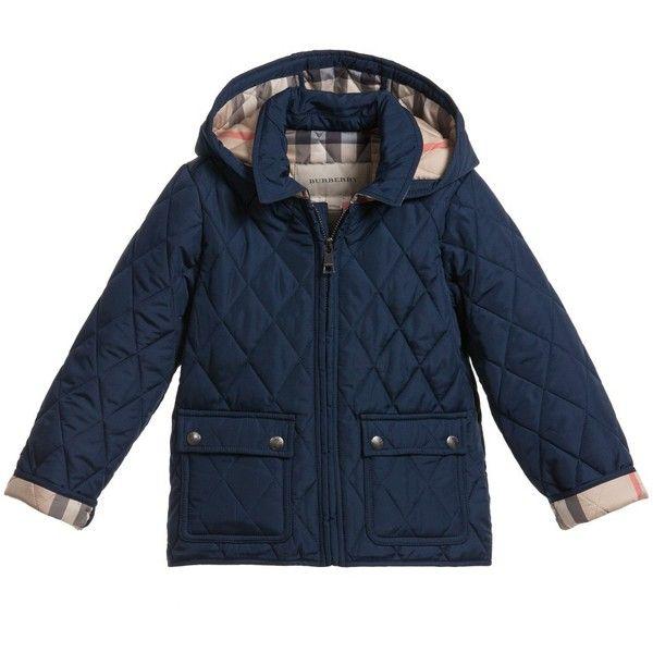 Célèbre Les 25 meilleures idées de la catégorie Burberry veste matelassée  GS85