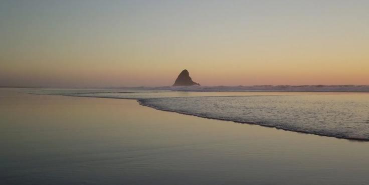Karekare beach, The North Island, New Zealand