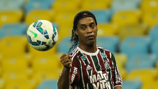 news,latest news: Ronaldinho has Fluminense contract terminated at h...