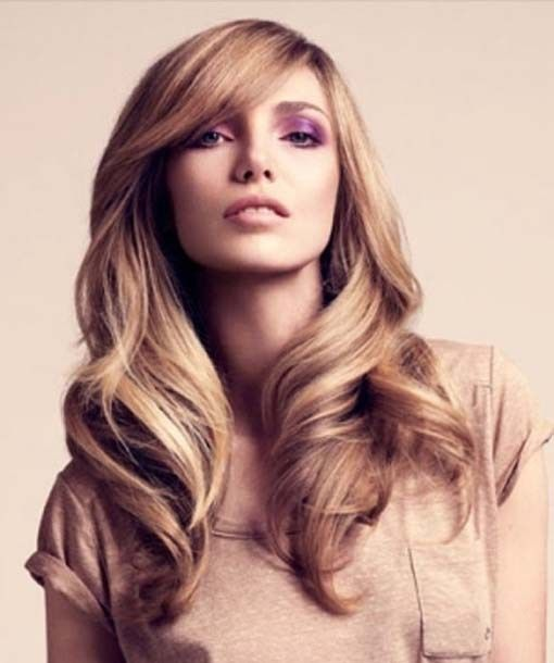 Wavy Hairstyles Ideas To Look Sizzling Hot  #hairstyles #ideas #sizzling
