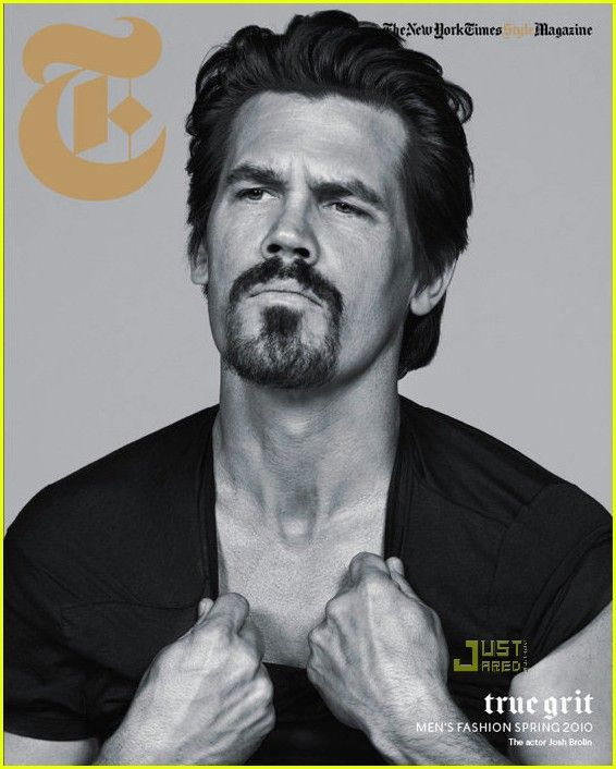 "Josh Brolin, is forever ""Brand"" from Goonies!"