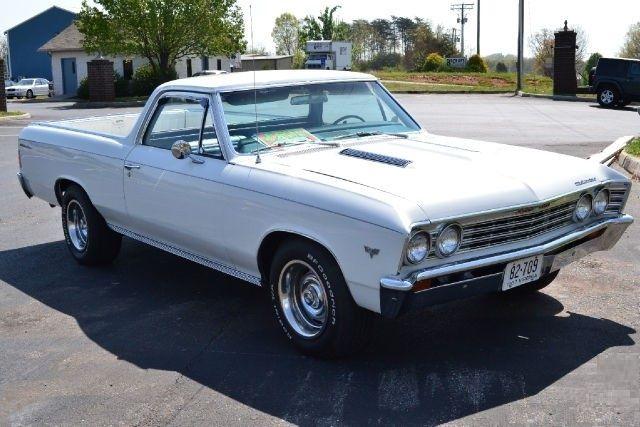 1967 Chevrolet El Camino Specs Pictures Intrerior Chevrolet