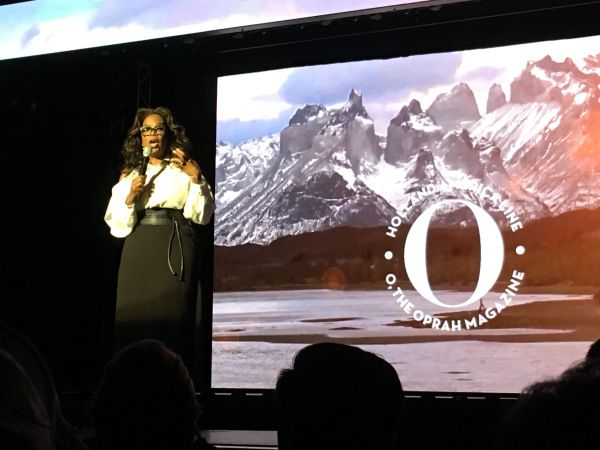 Besides all the obviously FUNtastic things that O, The Oprah Magazine and Holland America Line dreamed up on the ship, here are my TOP 10 REASONS you need to celebrate Oprah Winfrey's #YearOfAdventure with a shared adventure on an Adventure of Your Life cruise!    #OMagInsiders #HAL #HollandAmericaLine #OMagazine #Oprah #YearOfAdventure #SharedAdventure #AdventureOfYourLife #Cruise
