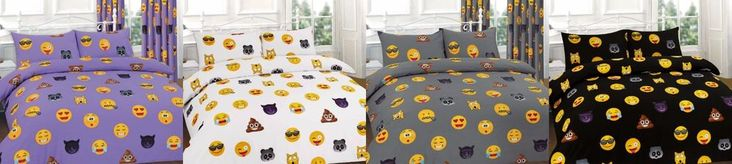 Modern IKON Duvet Quilt Cover Bedding Sets with Pillow Cases All Sizes