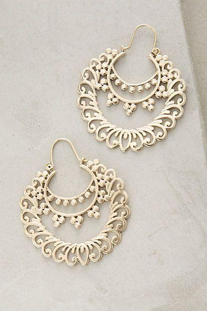 Tangier Earrings #anthropologie