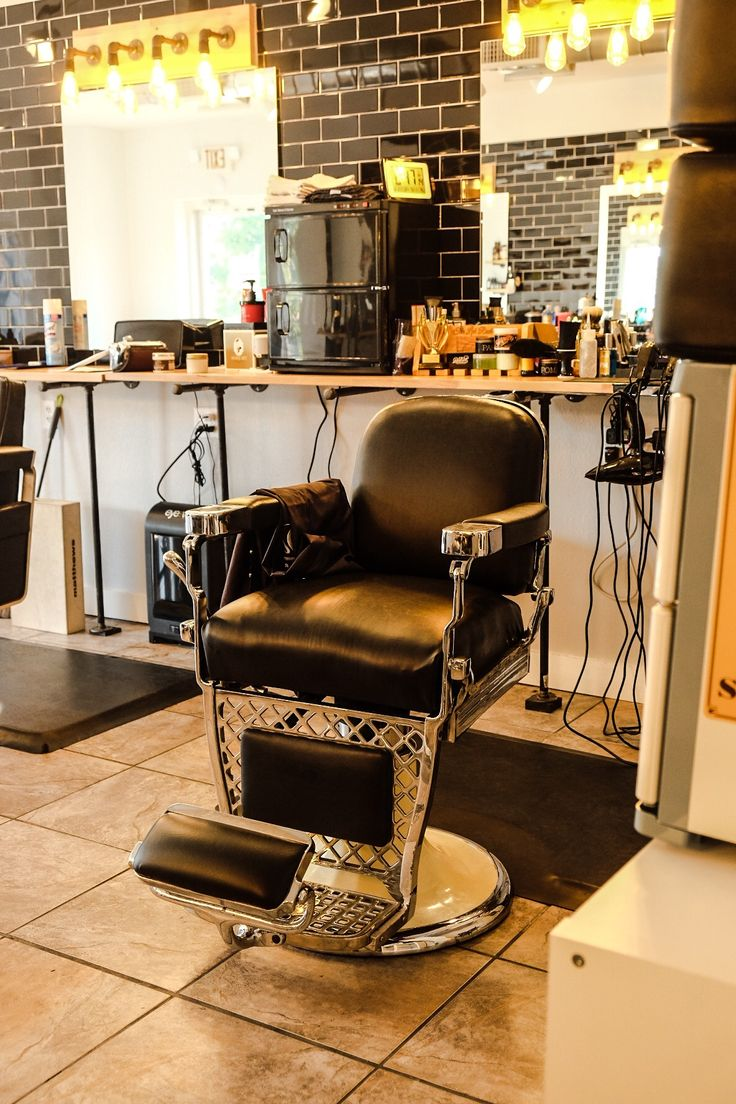 95 best Barbershops Barber Chairs images on Pinterest
